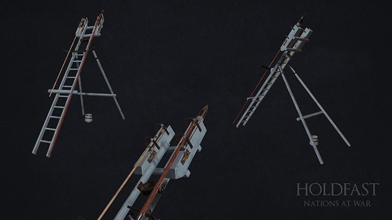 Holdfast NaW - Rocket Artillery [WIP]