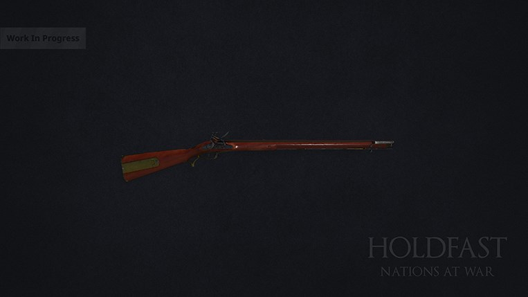 Holdfast NaW - British Rifle