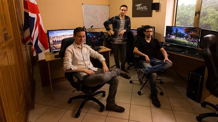 Anvil Game Studios - Core Development Team [Malta]