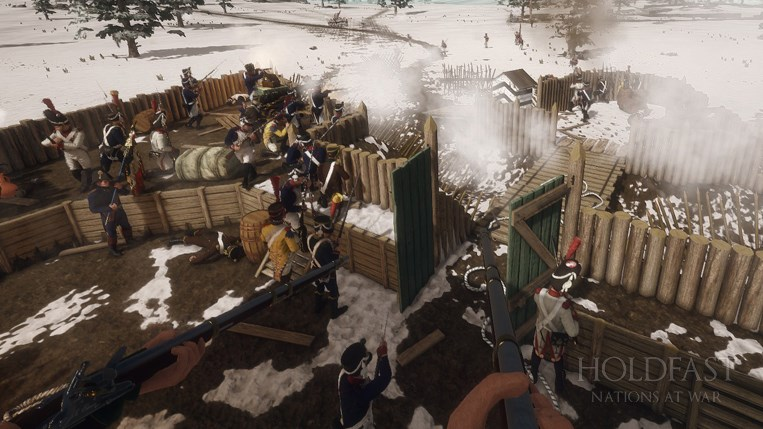 Holdfast NaW - Defending Fort Christina by Dual