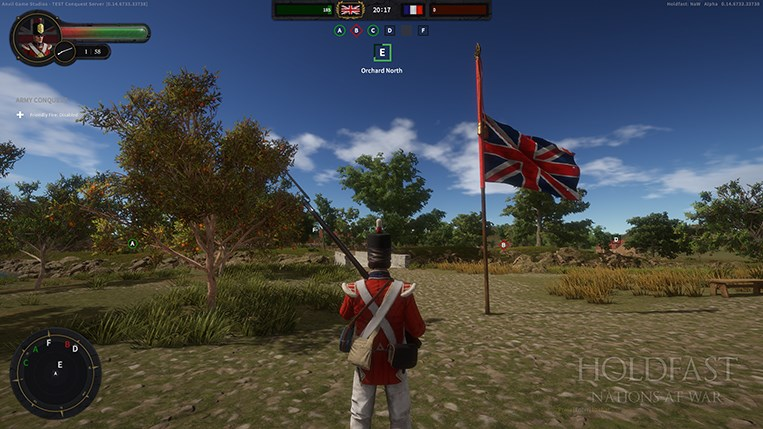 Holdfast NaW - Capture Points