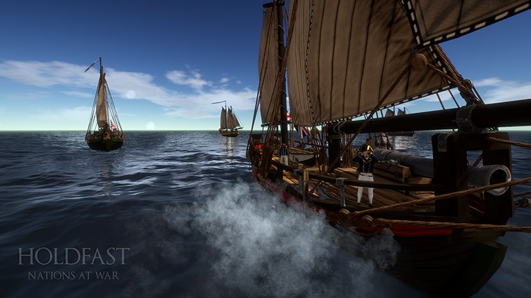 Holdfast NaW - Chasing The French