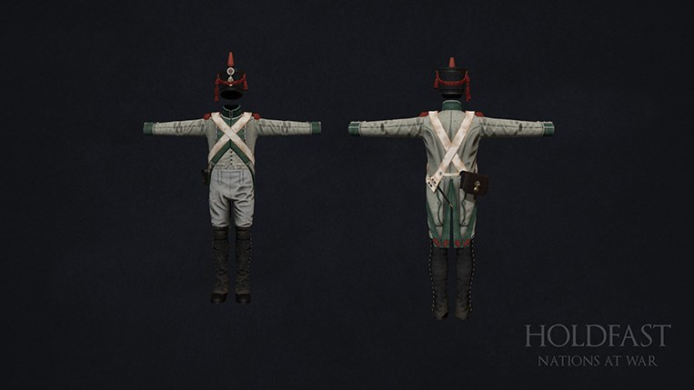 Holdfast NaW - French New Class [WIP]