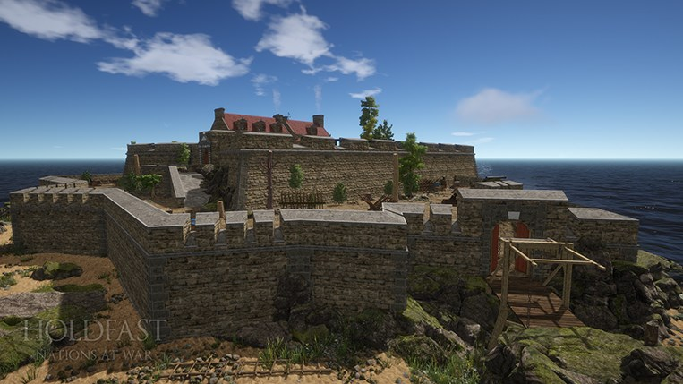 Holdfast NaW - Fort Imperial Gates